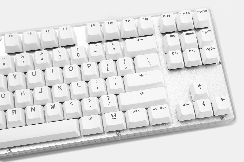 Vortex PBT Doubleshot Keycap Set (87/104 Keys)