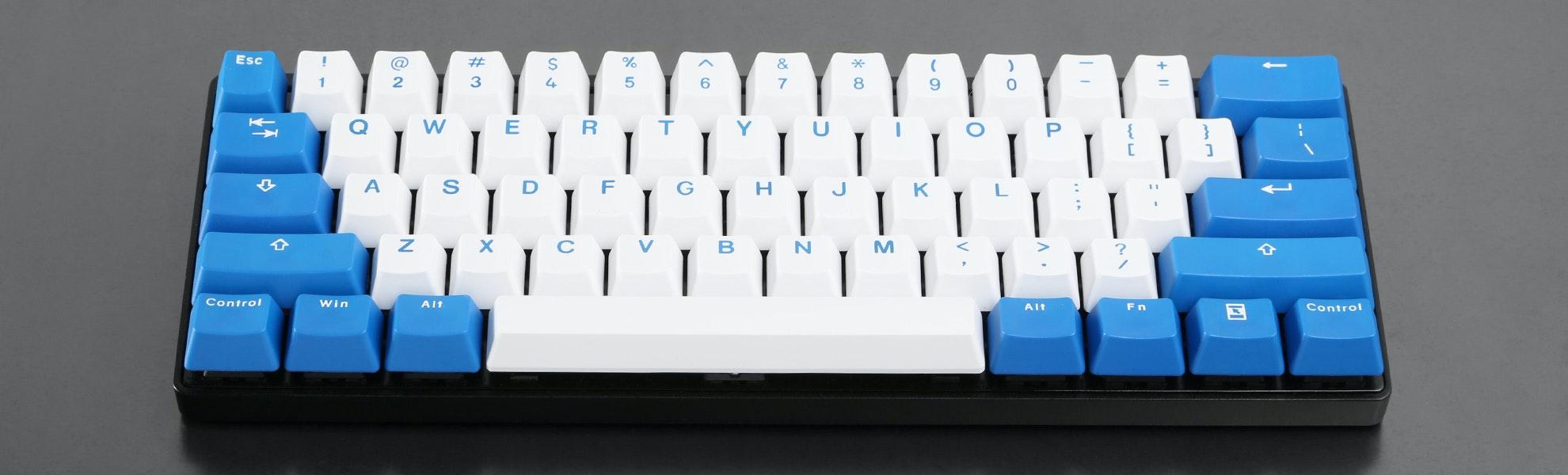 Vortex PBT Doubleshot Keycap Set