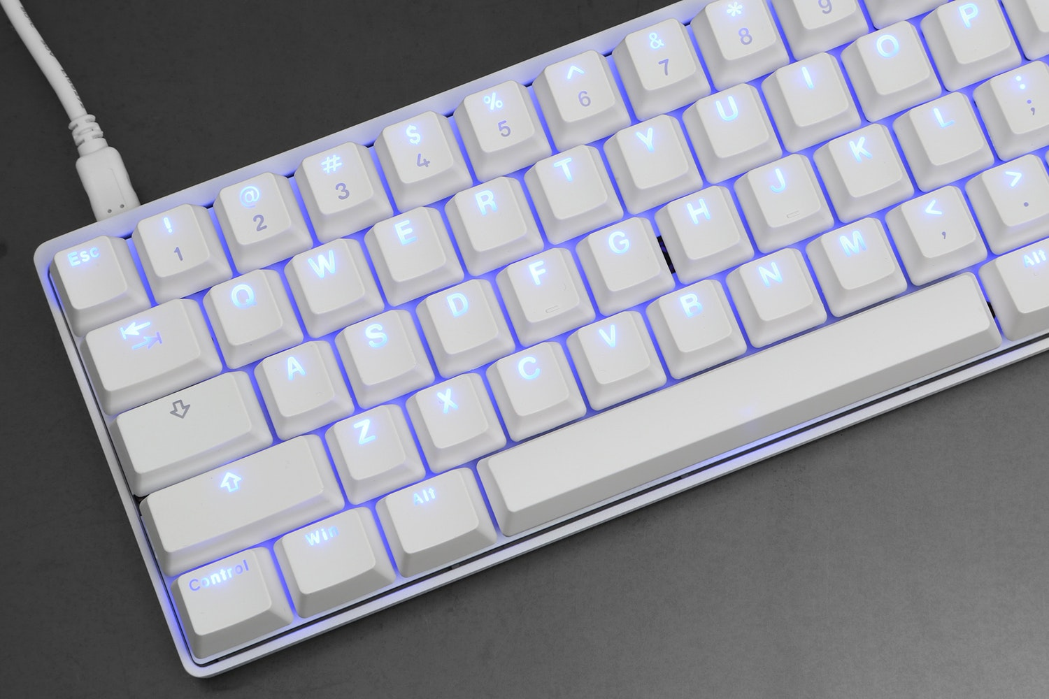Vortex POK3R Backlit Mechanical Keyboard (Poker 3)