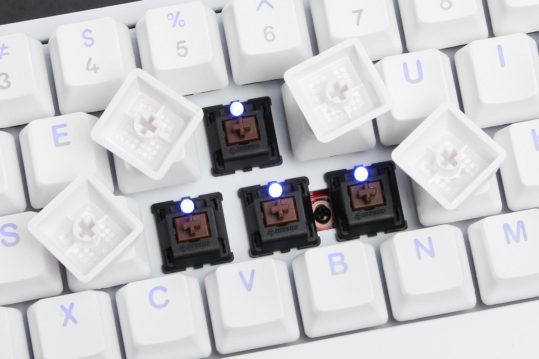 Vortex POK3R Backlit Mechanical Keyboard (Poker 3)