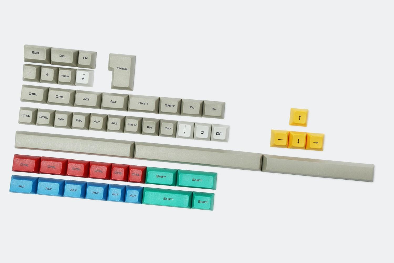 Vortex SA/DSA PBT Dye-Subbed Keycap Set (155 Keys)