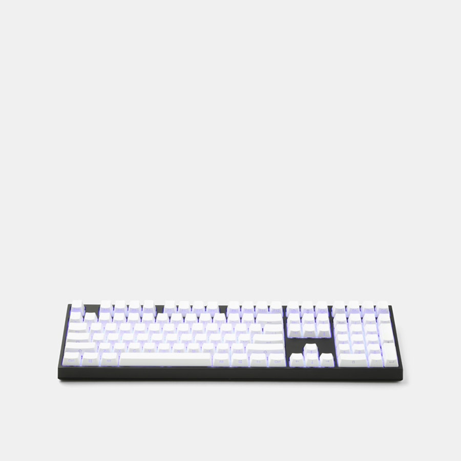 Vortex Side-Lit PBT Keycap Set