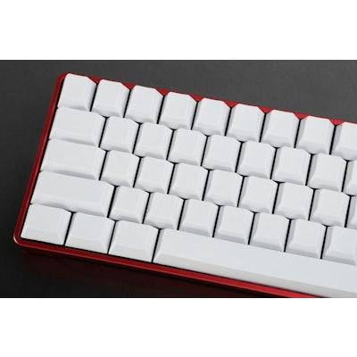 Vortex White PBT Keycap Set   Price & Reviews   Massdrop
