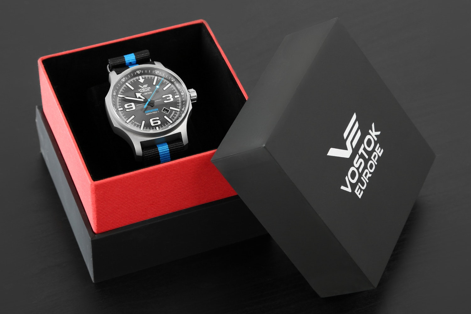 Vostok-Europe Expedition North Pole Automatic Watch