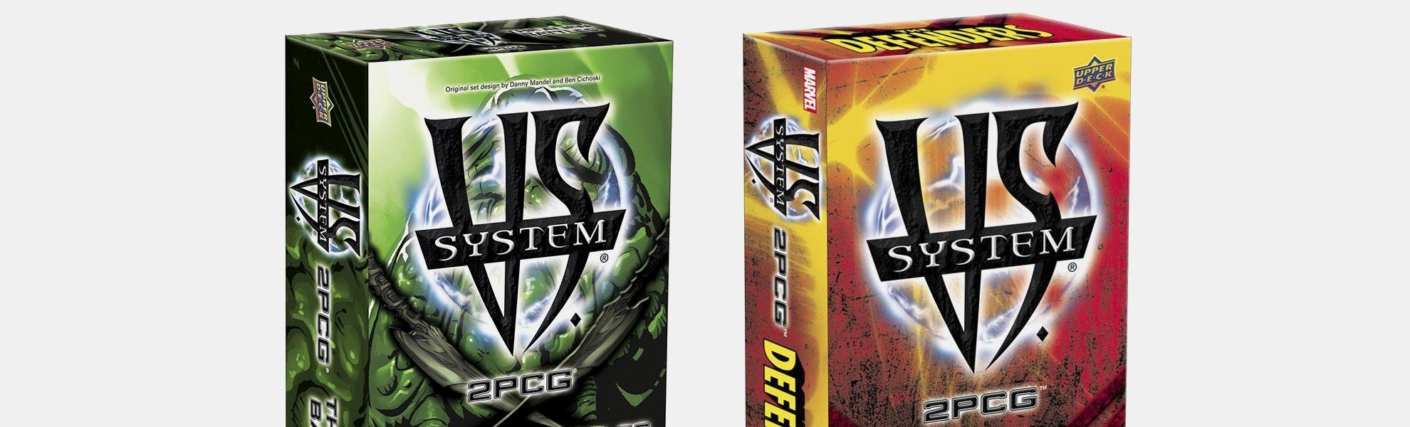 Vs System 2PCG Bundle