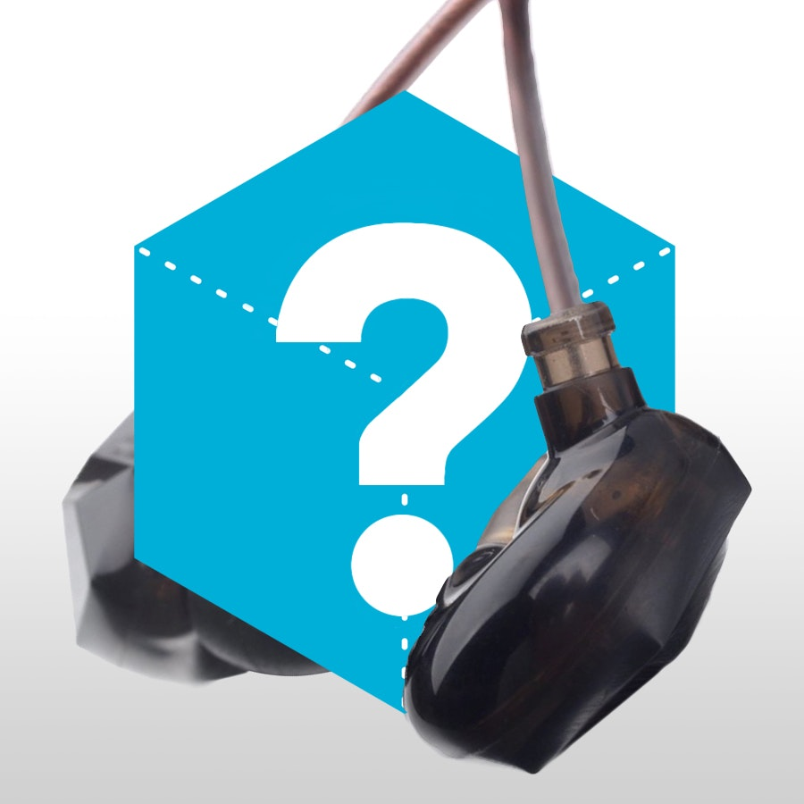 Massdrop Blue Box: Vsonic IEMs