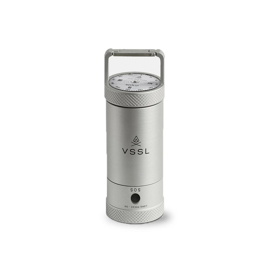 VSSL Mini Cache Lantern/Container - Suunto Edition
