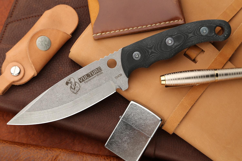 Vulture Equipment Cholera Mk2 Fixed Blade Knife