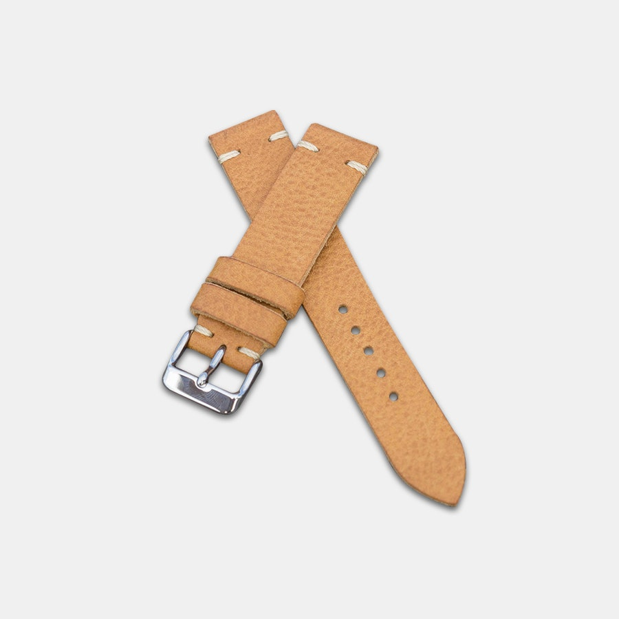Vulture Premium Badalassi Carlo Leather Watch Strap