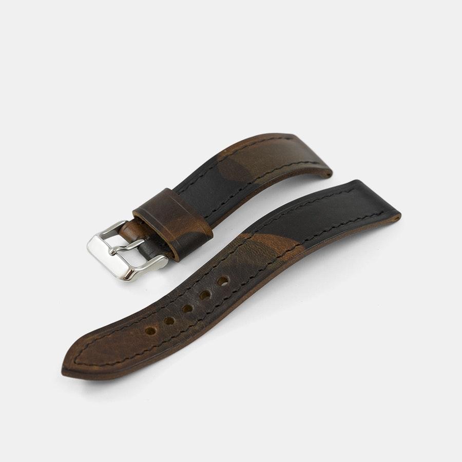 Vulture Premium Camo Vachetta Watch Straps