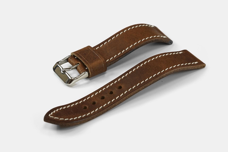 Vulture Premium Horween Derby Watch Straps