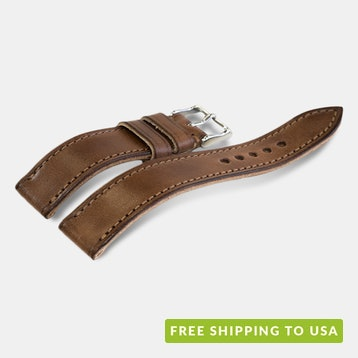 Vulture Premium Wickett & Craig Harness Watch Strap
