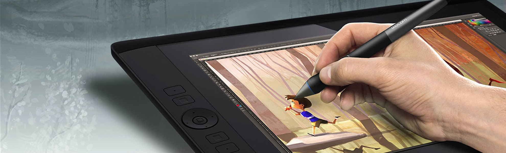 Wacom Cintiq 13HD Pen/Touch Tablet Refurbished