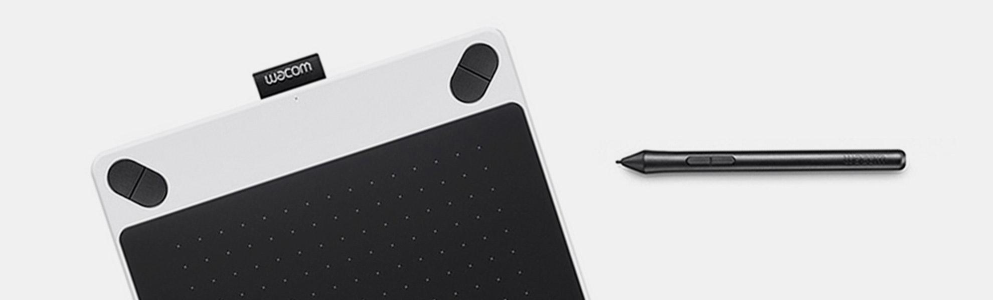 Wacom Intuos Draw Creative Pen Tablet Price Reviews Massdrop