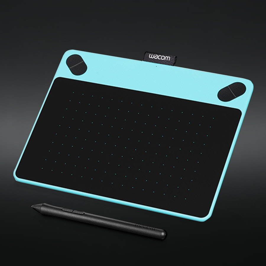 Wacom Intuos Pen/Touch Tablets