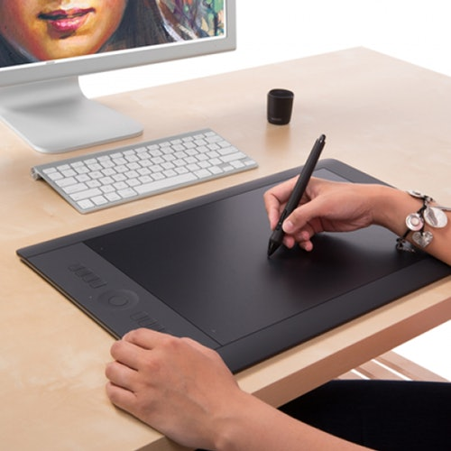 Wacom Intuos Pro Pen and Touch Tablet (Medium)   Price