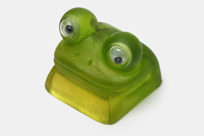 Translucent Kermit