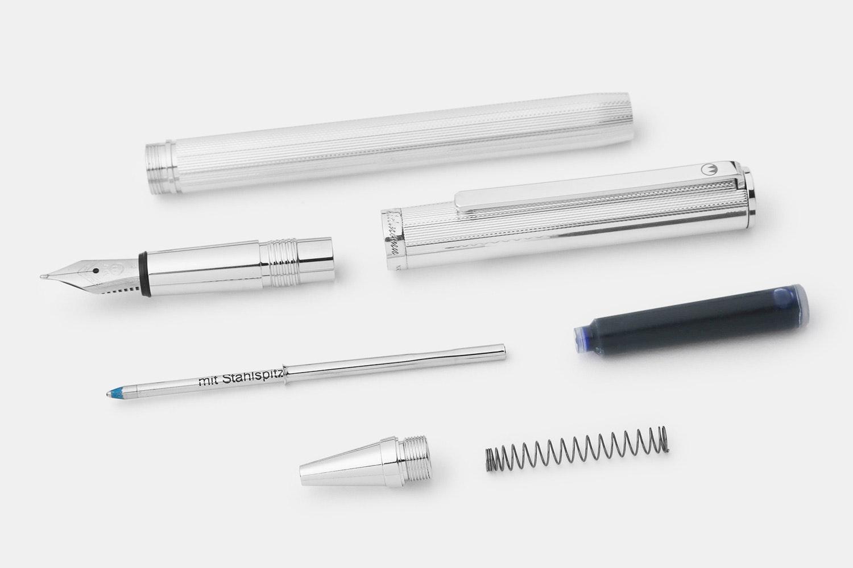 Waldmann 2-in-1 Fountain Pen & Ballpoint Pen