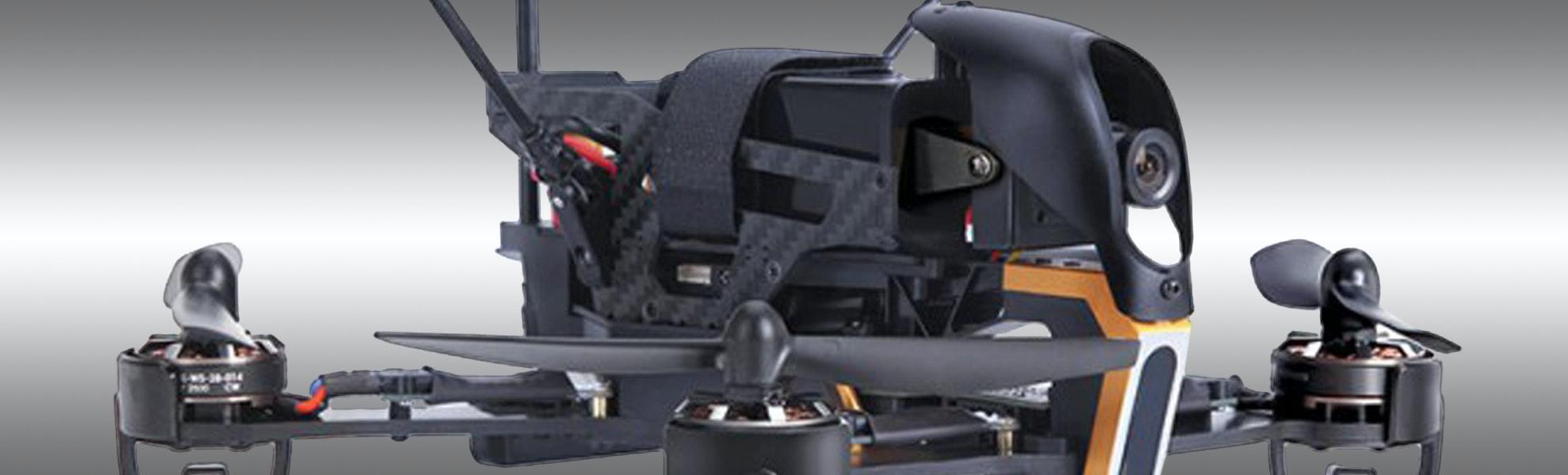 Walkera F210/3D FPV Professional Racing Drone RTF