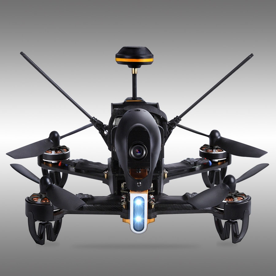 Walkera F210/3D FPV Professional Racing Drone RTF