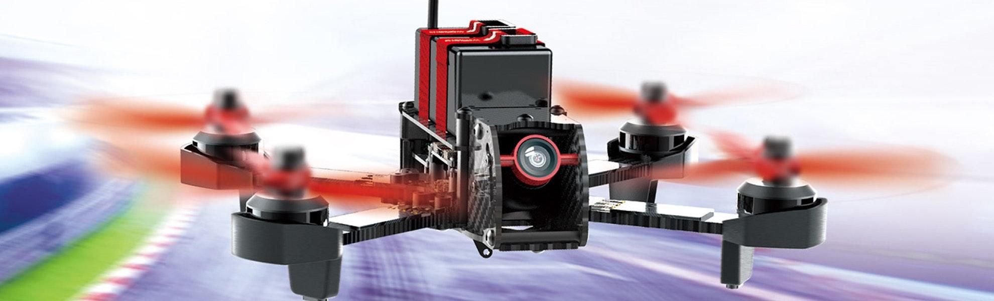 Walkera Furious 215 Mini FPV Racing Drone