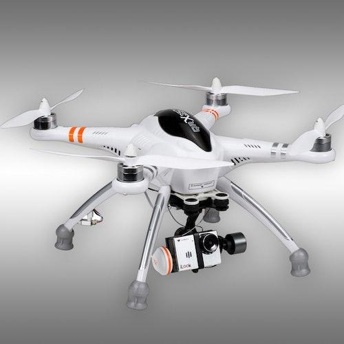 Walkera QX350 Pro RTF6 w/Devo F7 and iLook Camera   Price & Reviews on
