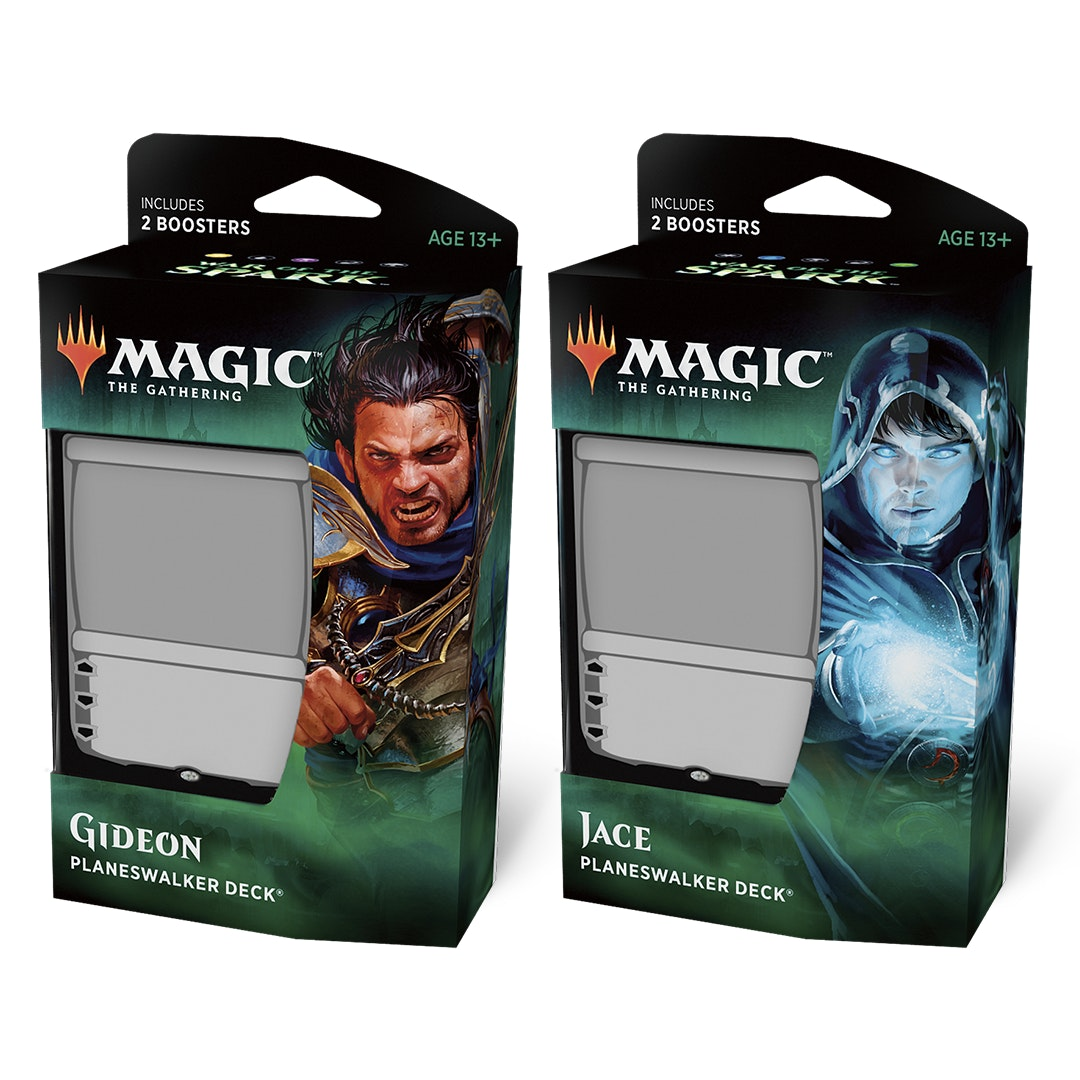 MTG War of the Spark Planeswalker Decks (2-Pack)
