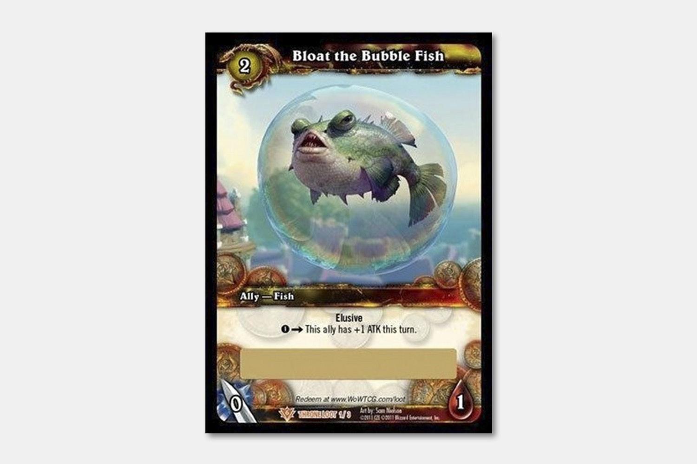 Bloat the Bubblefish