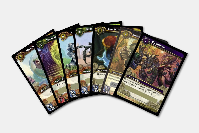 Warcraft Loot Cards Bundle
