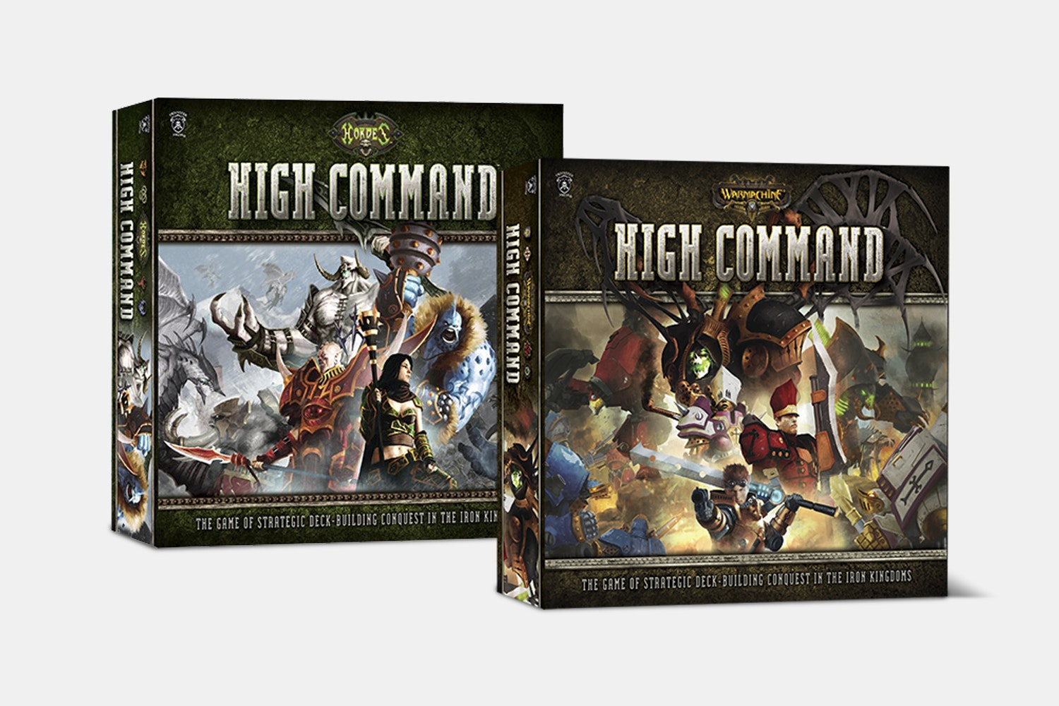 Warmachine: High Command & Hordes Bundle
