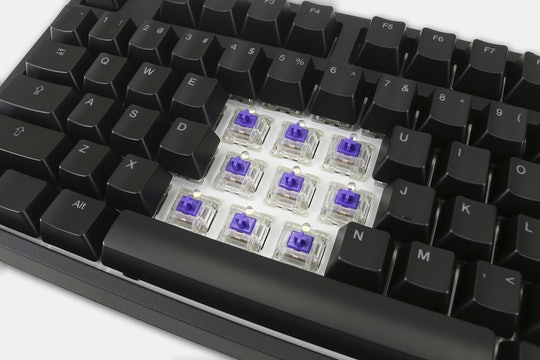 WASD Code Zealios Keyboard