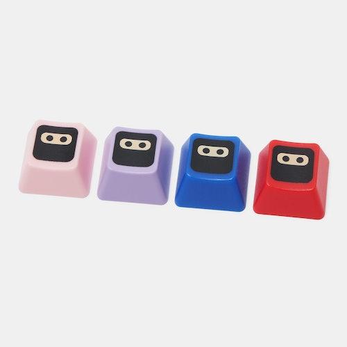 WASD Keyboard Ninja Novelty Keycaps (4-Pack) | Price