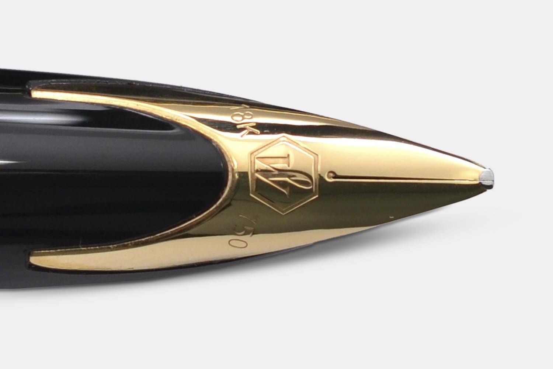 Waterman Carène Black Sea Fountain Pen