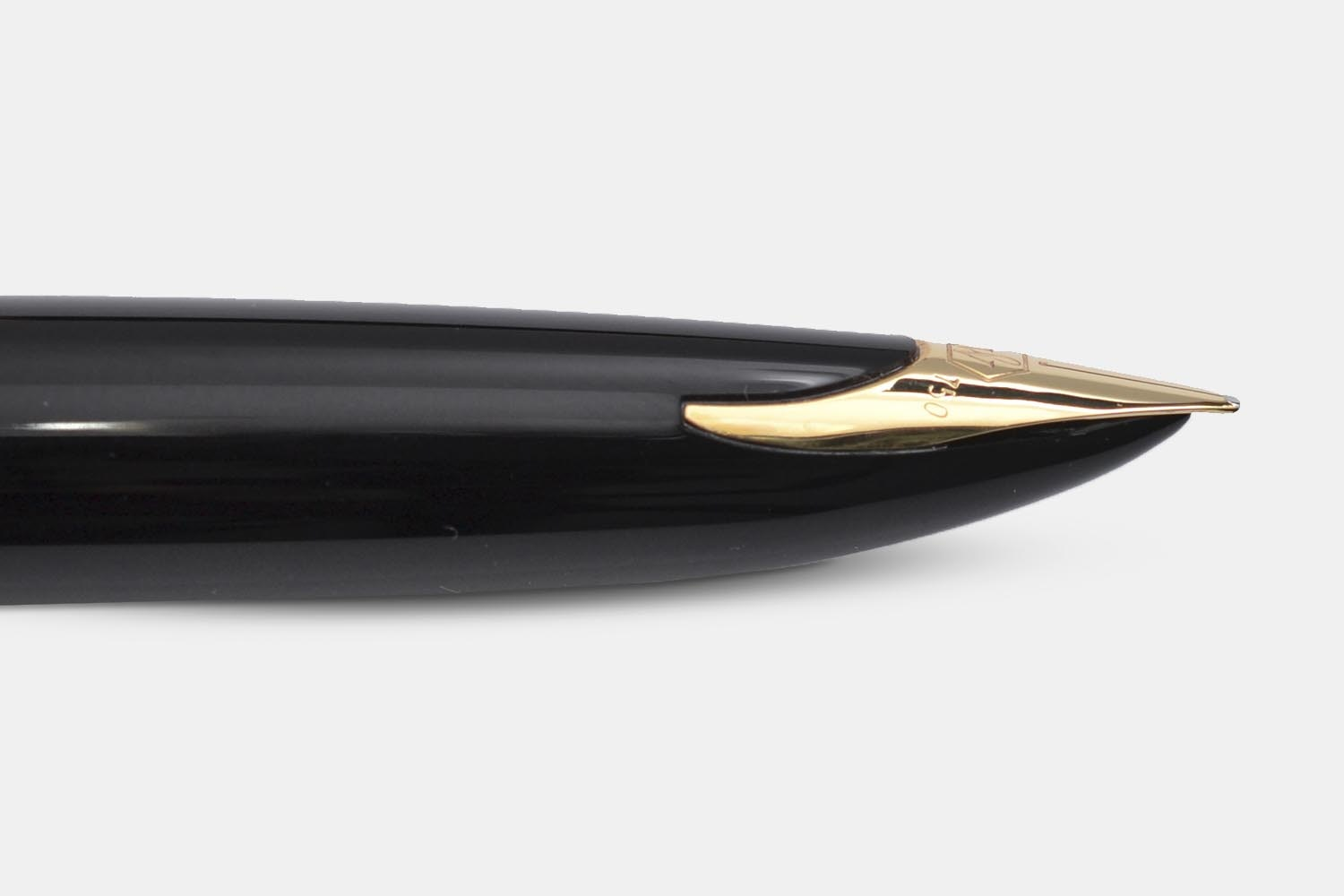 Waterman Carène Black Sea Fountain Pen
