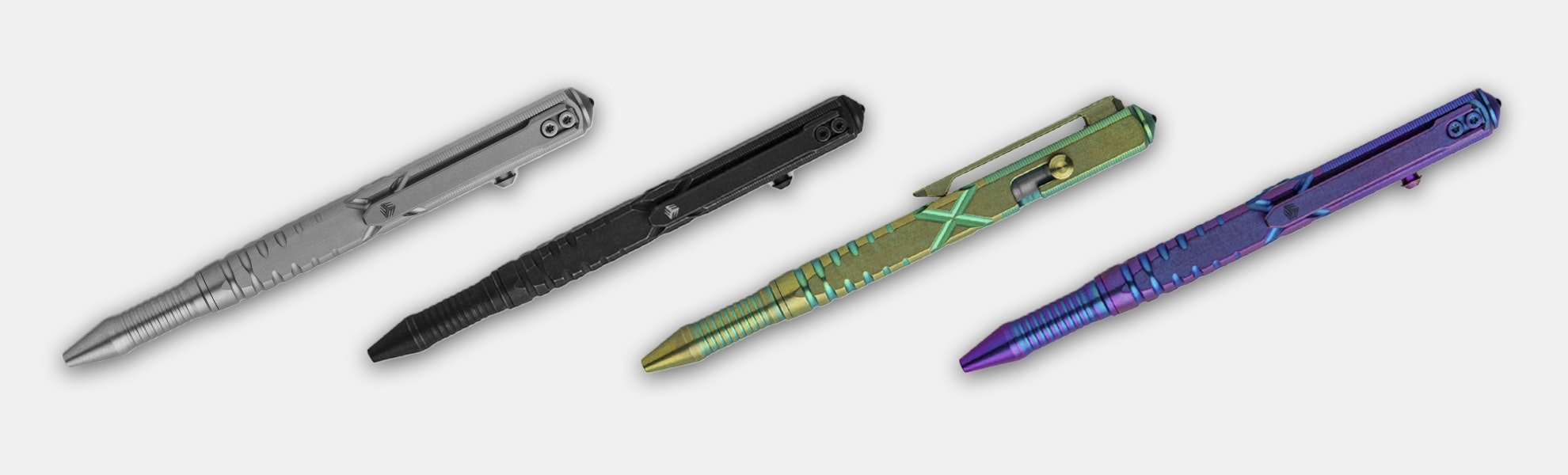 WE Knife Tactical TP-02 Titanium Pen