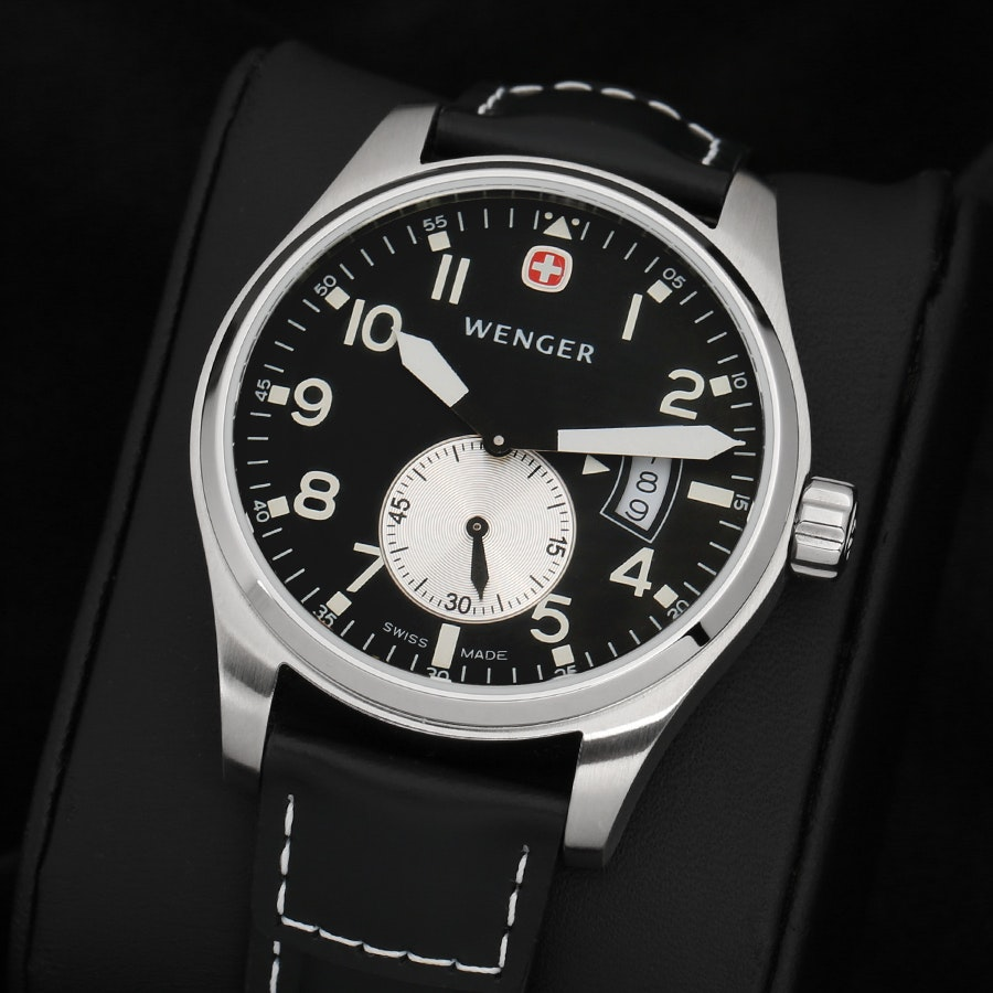 Wenger Aerograph XL Watch