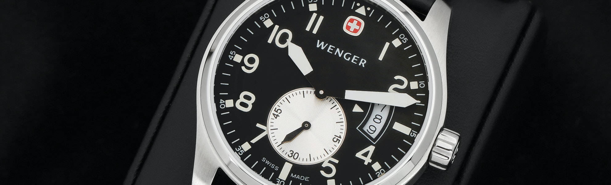 Wenger Aerograph XL Watch