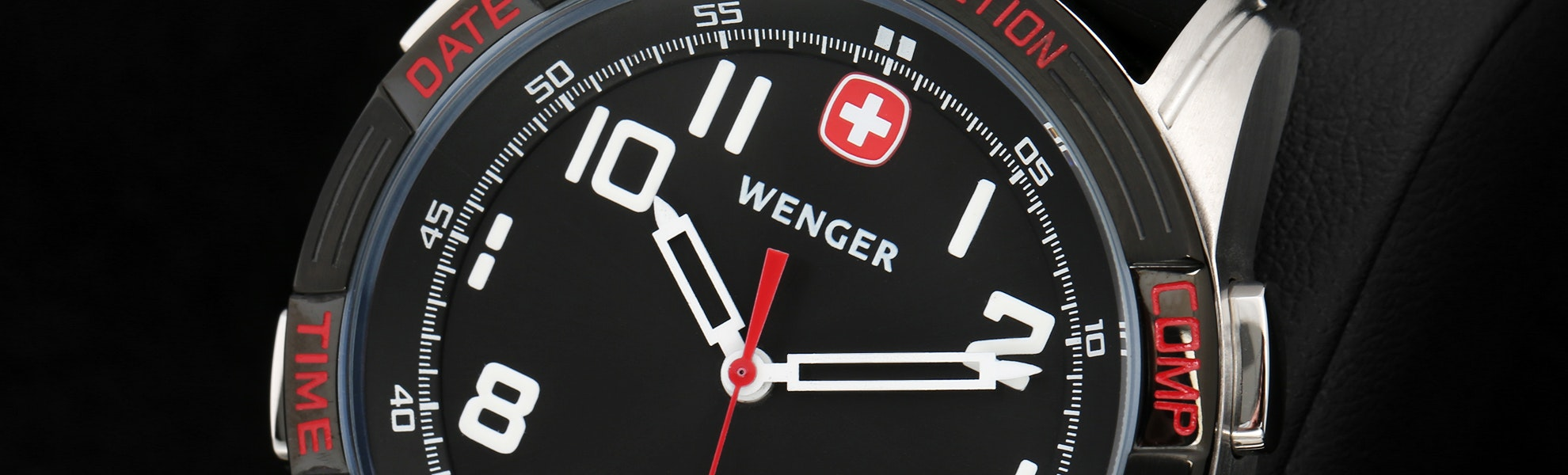 Wenger Nomad Compass Watch
