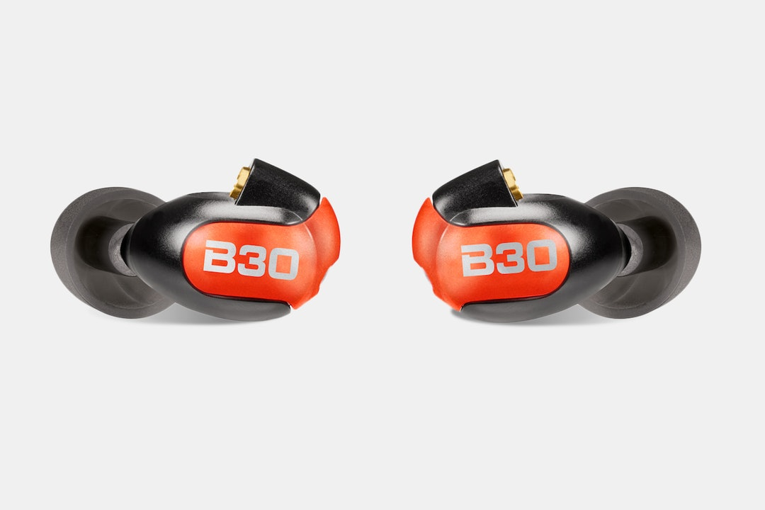 Westone B30 & B50 IEMs
