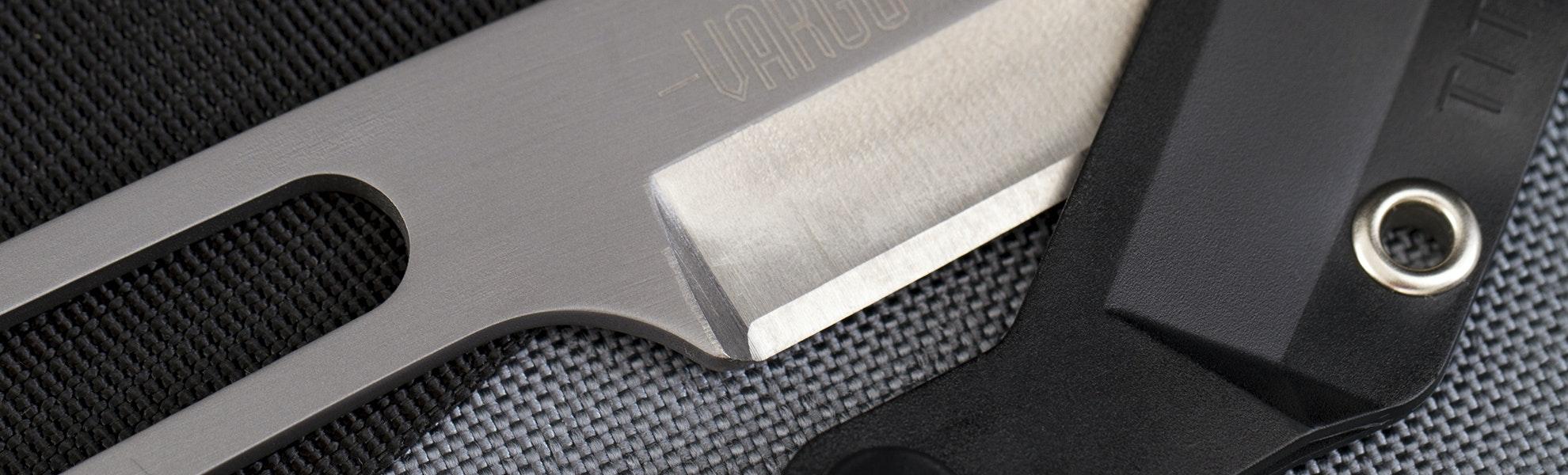 Vargo Titanium Knives