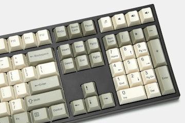 WIANXP Classic Gray Dye-Subbed PBT Keycap Set