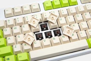 WIANXP Cocktail Dye-Subbed Keycap Set