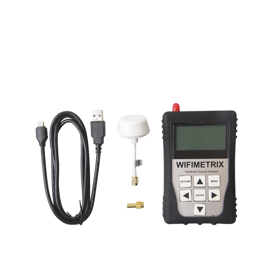 WifiMETRIX Wi-Fi Network Analyzer