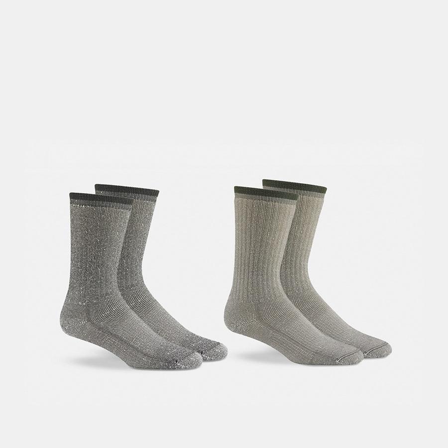 Wigwam Merino Comfort Hiker Socks (2-Pack)