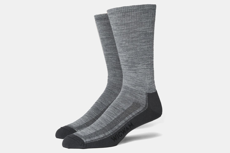 Farm to Feet Damascus Socken aus Merinowolle