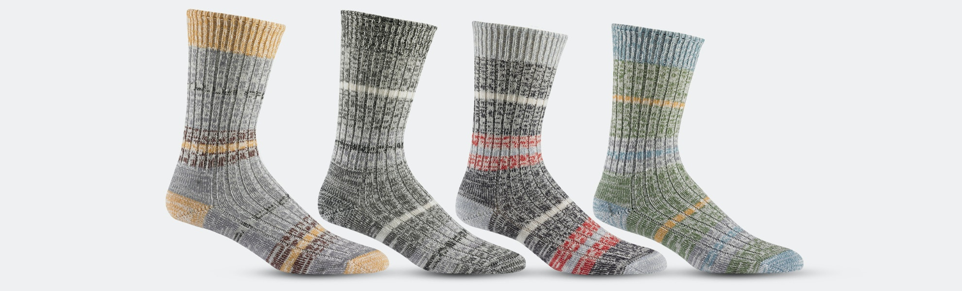 Wigwam Mingle Socks (2-Pack)