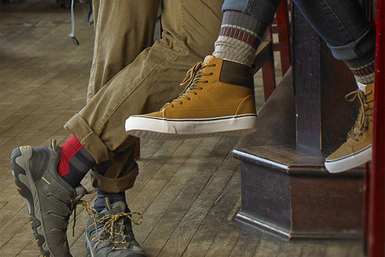Wigwam Peak to Pub Socks (2-Pack)
