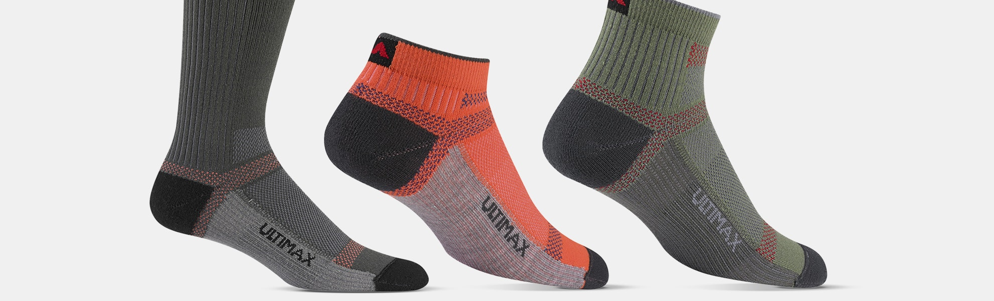 Wigwam Ultra Cool Lite Socks (2-Pack)