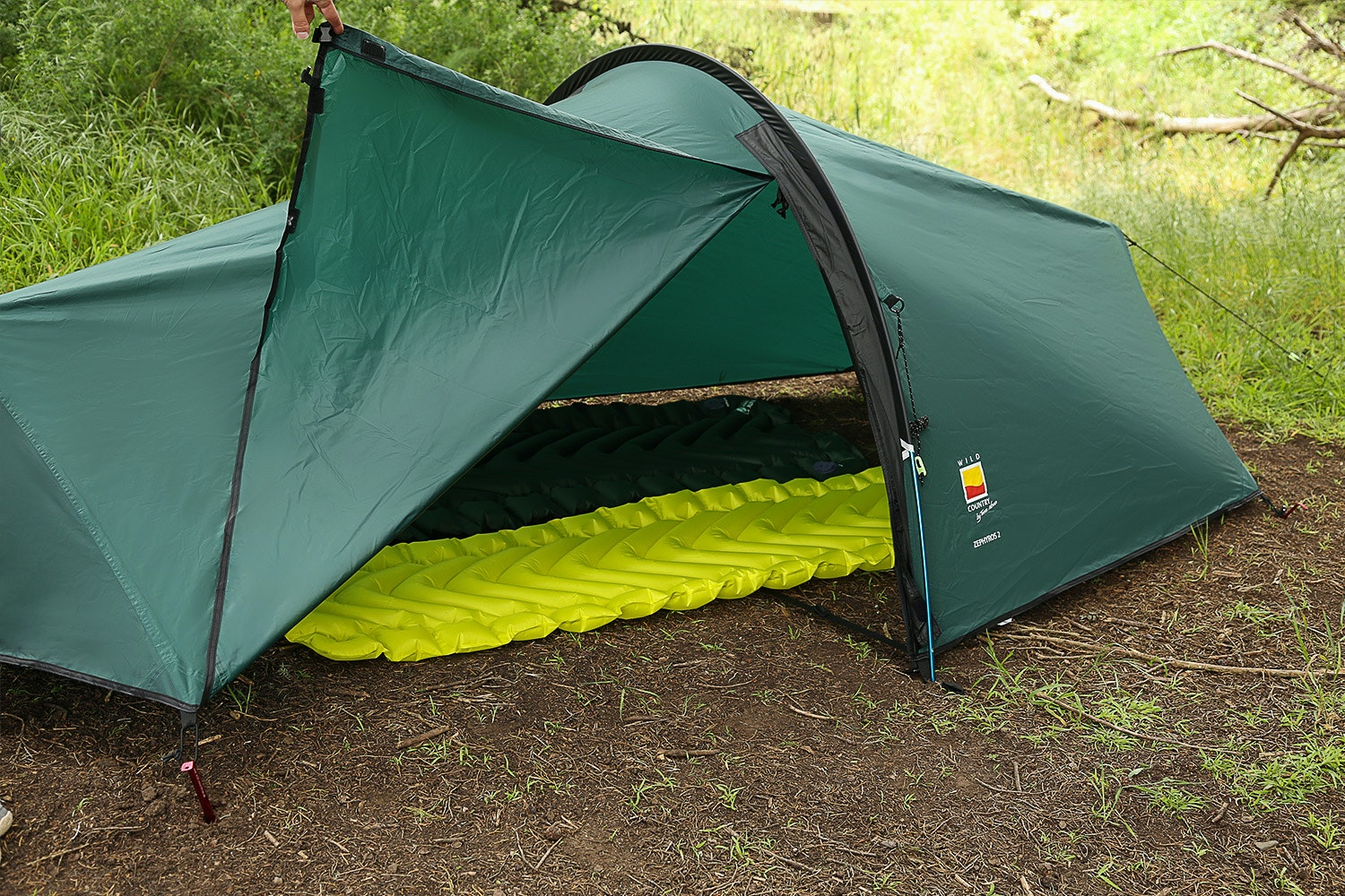 Terra Nova Wild Country Zephyros 1P or 2P Tent & Terra Nova Wild Country Zephyros 1P or 2P Tent | Price u0026 Reviews ...