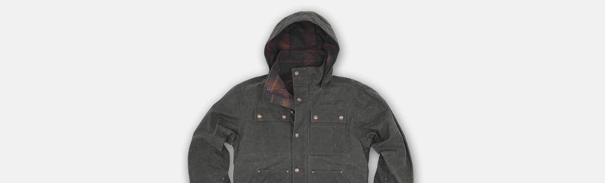WILD Outdoor Electric Company Parka